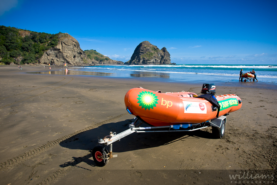 Piha Surf Lifesavers