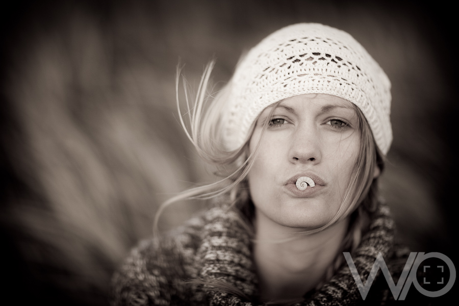 Bethells Beach Portrait