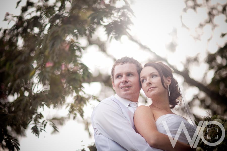 Tyson and alana wedding