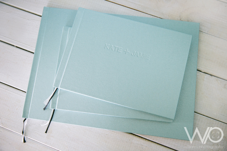 Queensberry Press Book - Mint Buckram