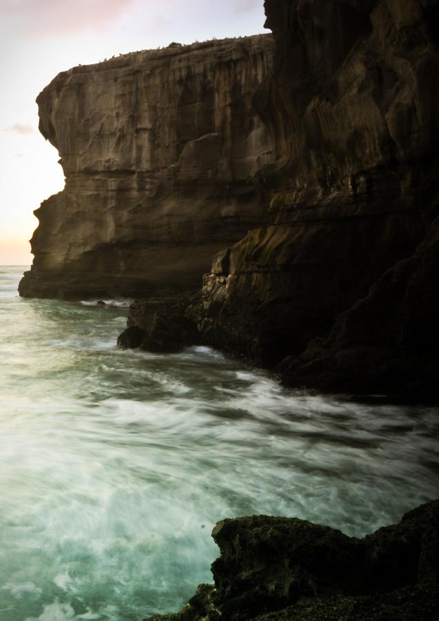 Maori Bay Headland