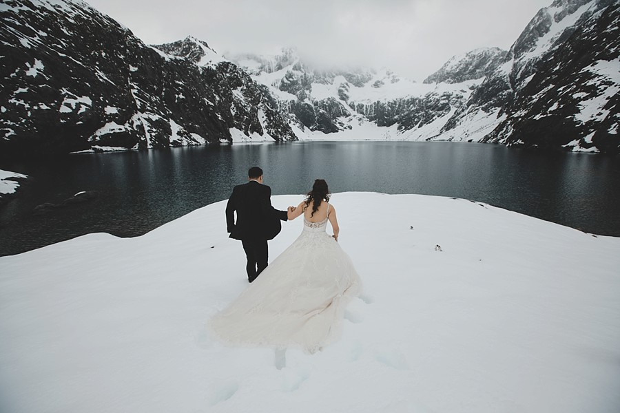 Glenorchy Wedding Photographer