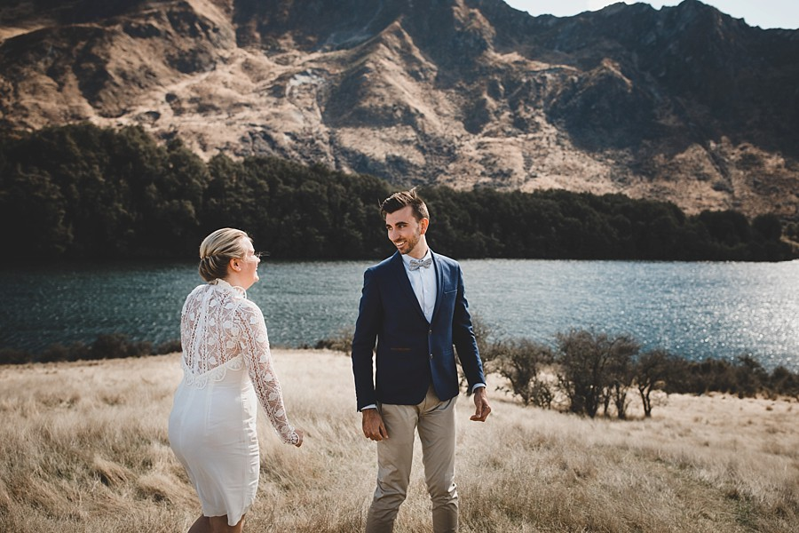 Queenstown Wedding Photographers Moke Lake