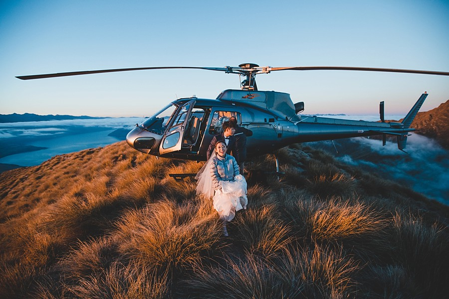 New Zealand Pre-Wedding Photographer