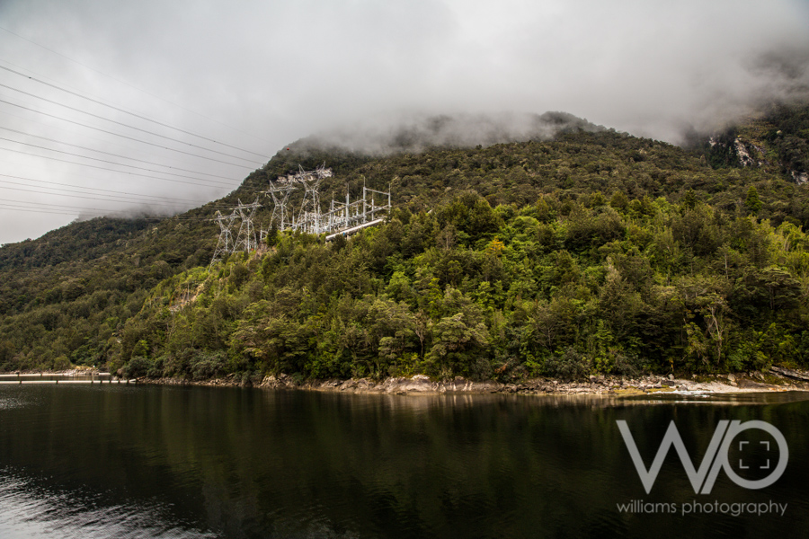 Lake Manapouri Power Station