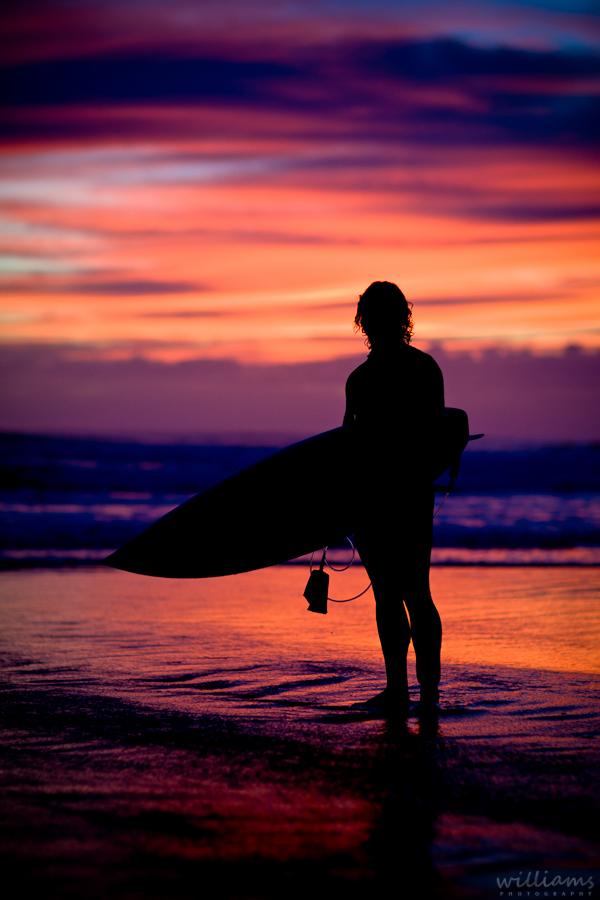 Karekare Surfers