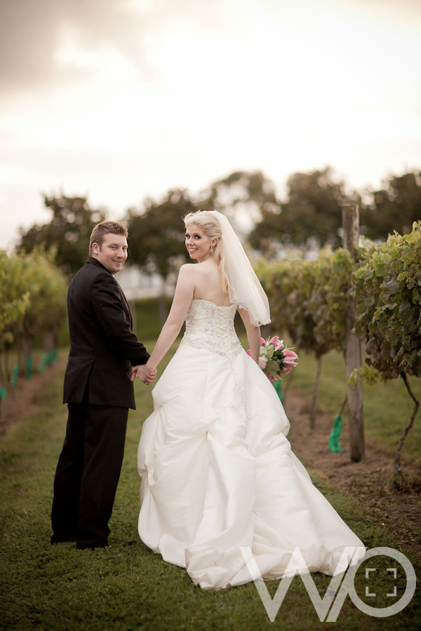 Auckland Vineyard Wedding Photos