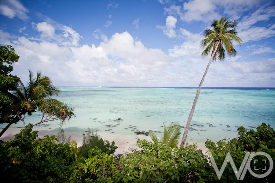 Aitutaki Pacific Resort Beach