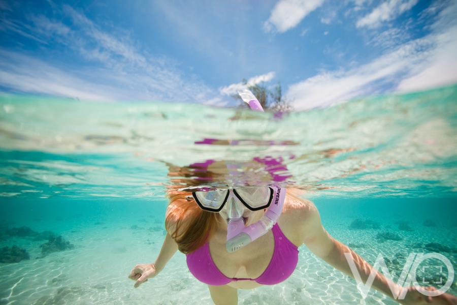 Beauty Snorkelling in Cook Islands