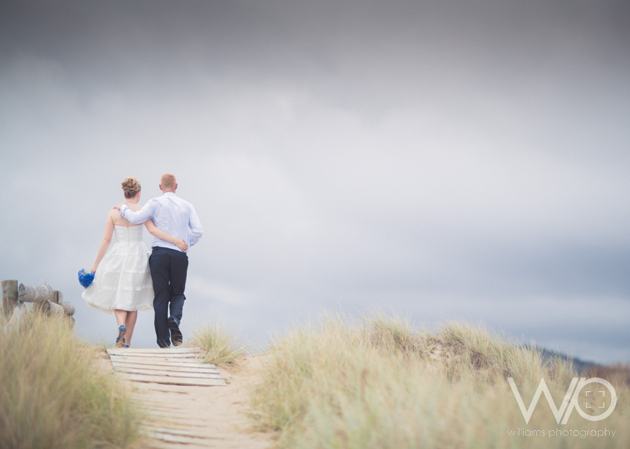 Opoutere Wedding Photos