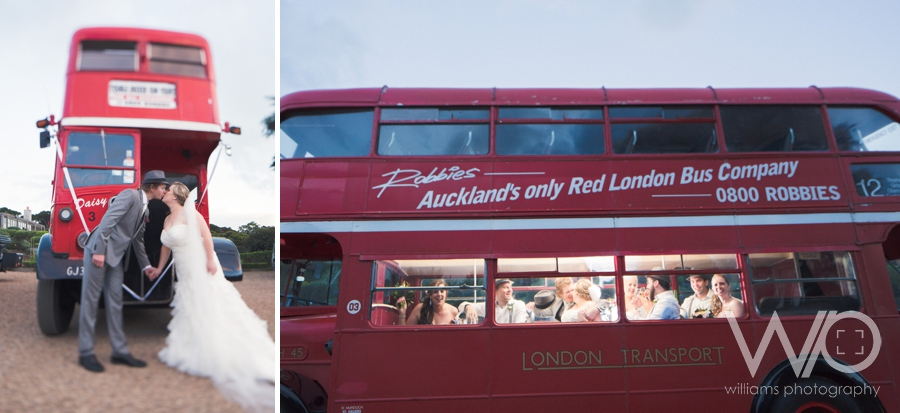 Robbies - Red London Bus