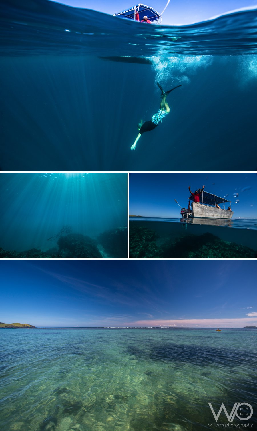 Diving Tokoriki Island