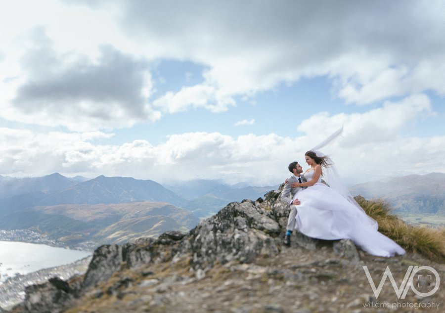 Remarkables Wedding Photos