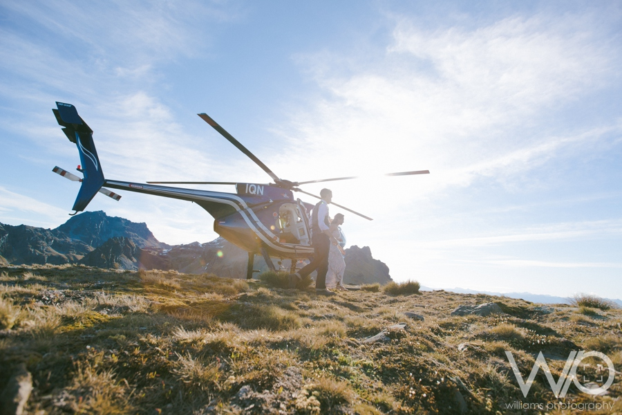 Queenstown Helicopter Photos