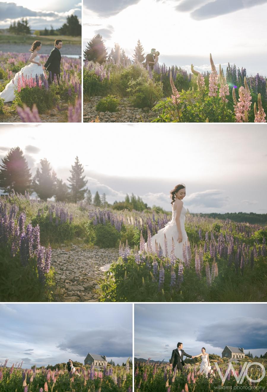 Tekapo Wedding Photographers