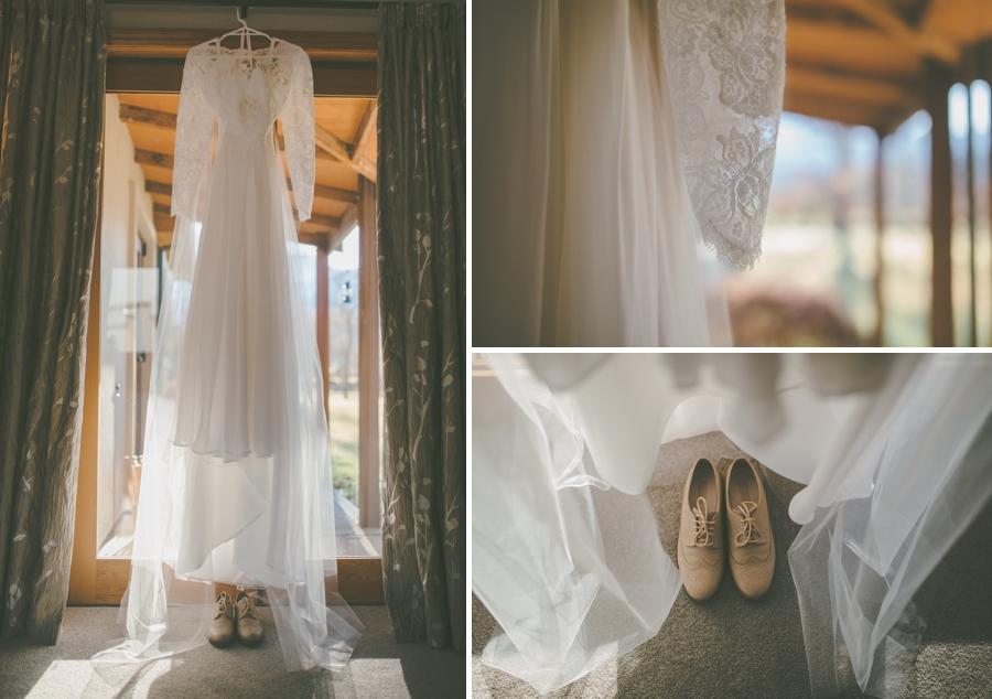 Queenstown Wedding Details