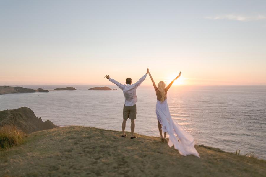 Cape Reinga Wedding Photography