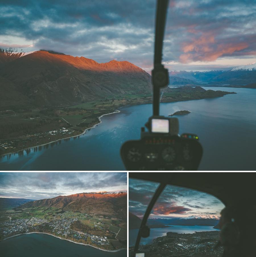 Wanaka Aerial Photos Coromandel Peak