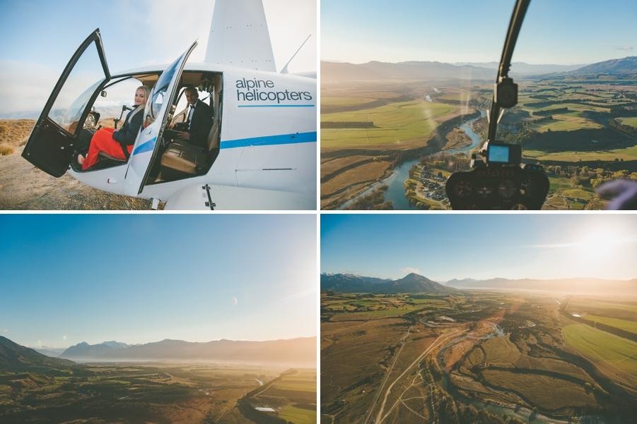Alpine Helicopters Wanaka R44