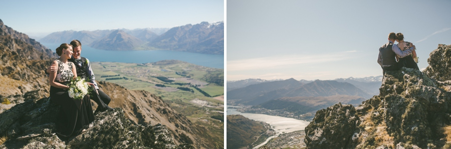New Zealand Elopement Wedding