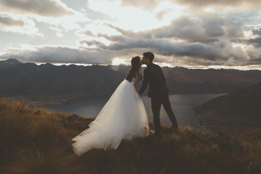 Queenstown Pre-Wedding Photos