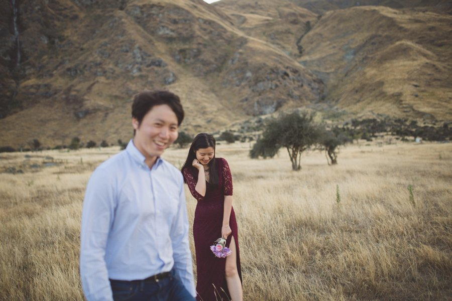 New Zealand Pre-Wedding Photos
