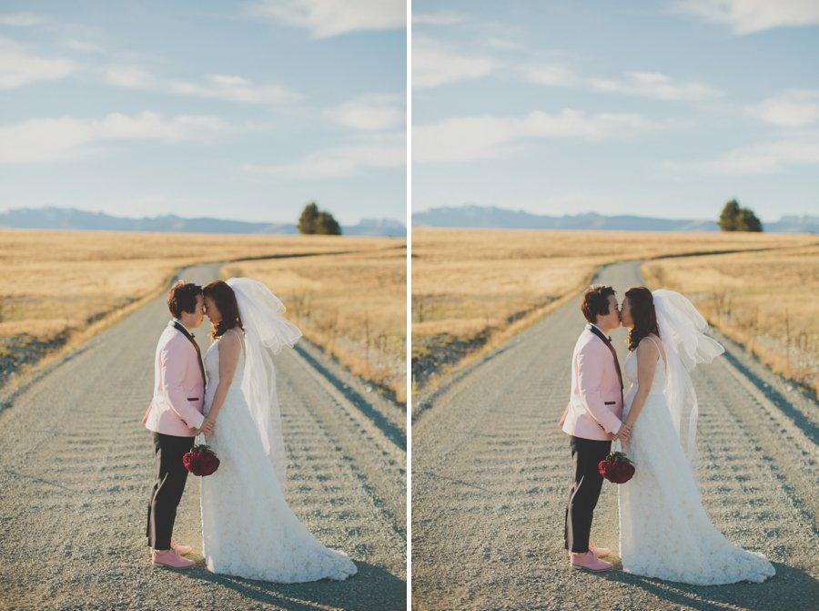 Lake Tekapo Wedding Photosq