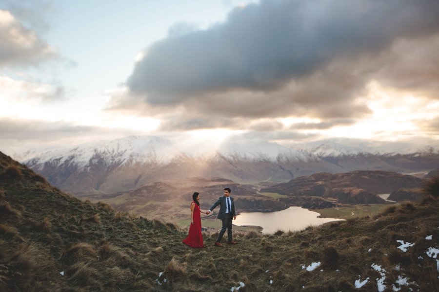 New Zealand Pre-Wedding Photos