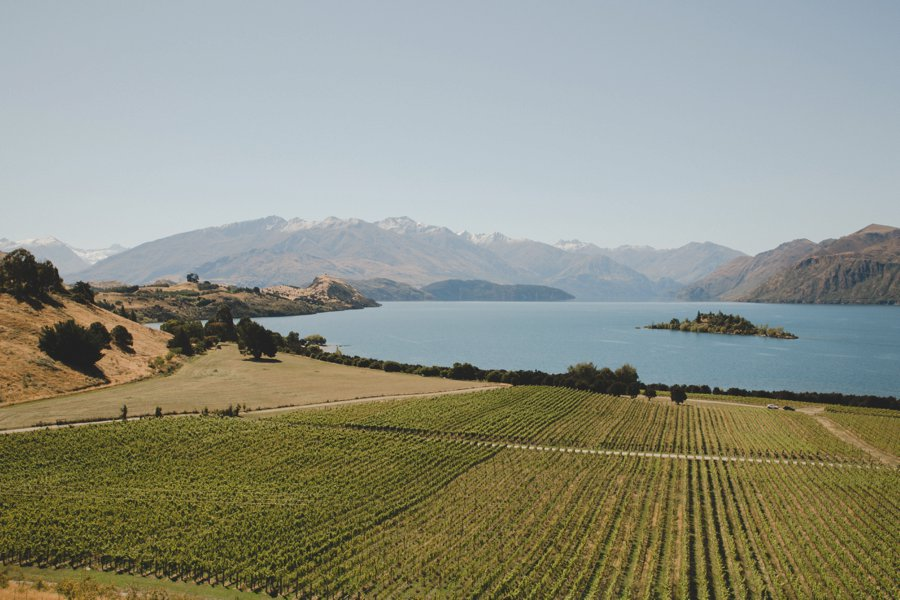 Rippon Hall Wanaka Wedding Photographers