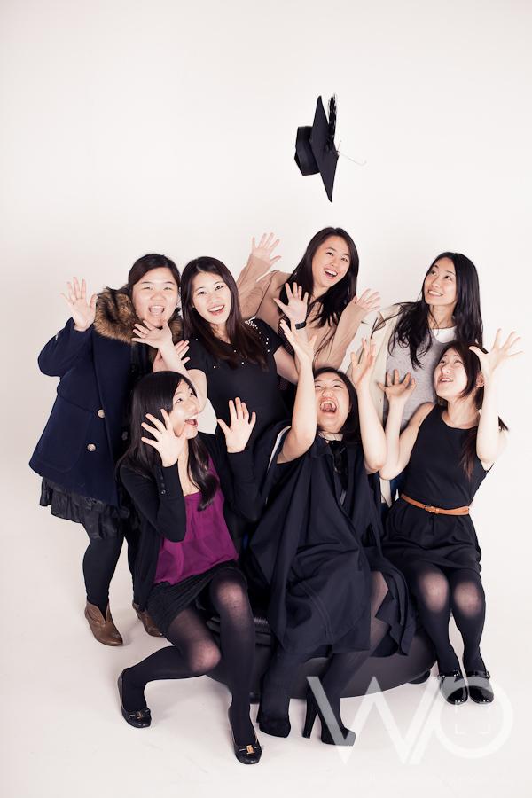 Auckland Graduation Portraits