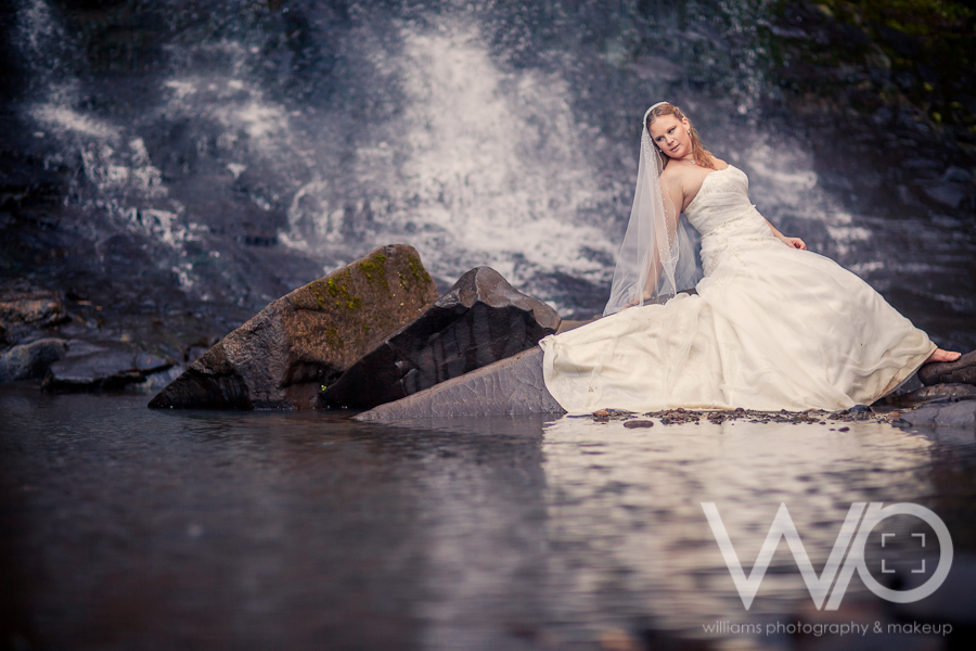 Auckland Trash the Dress Photos