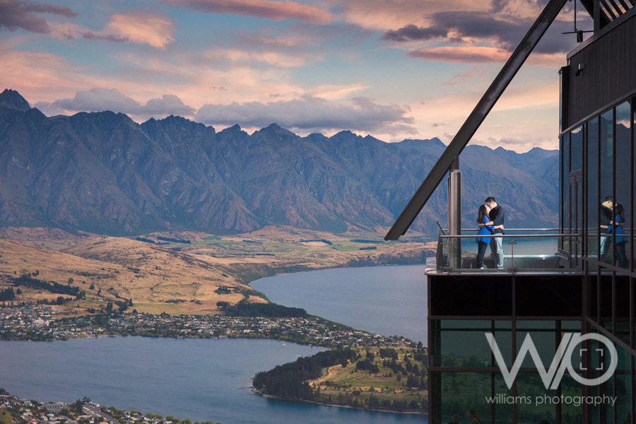 Queenstown Engagement Photographers