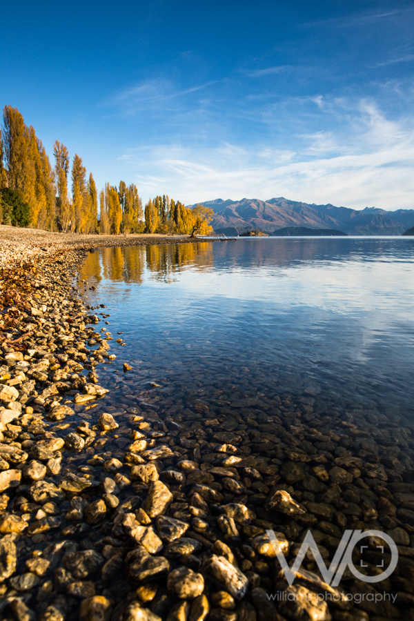 Wanaka Autumn Colours