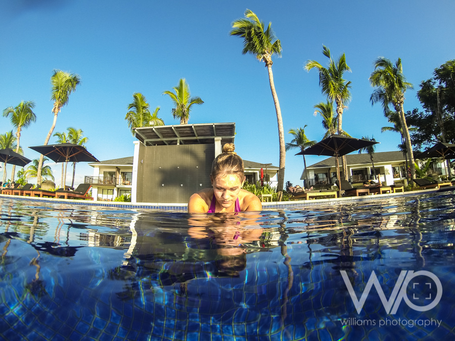 Denarau Hilton Swimming Pool