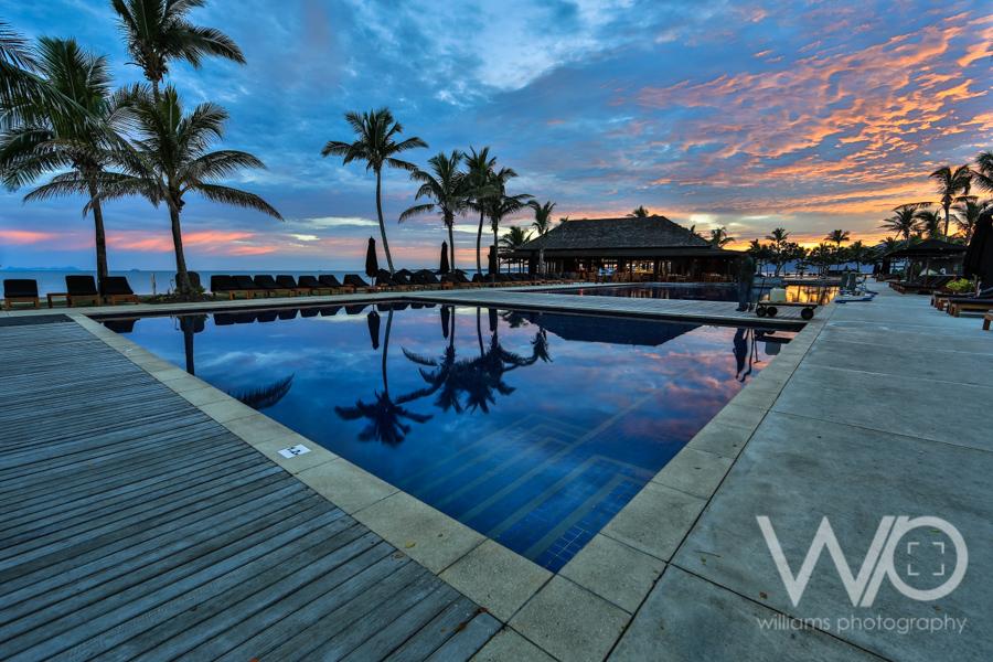 Sunrise - Fiji Beach Resort & Spa managed by Hilton
