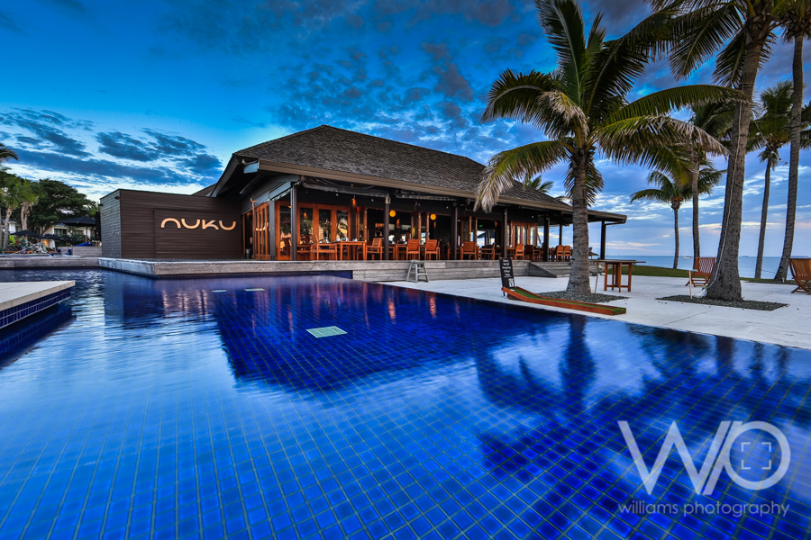 Nuku Restaurant - Fiji Beach Resort & Spa managed by Hilton