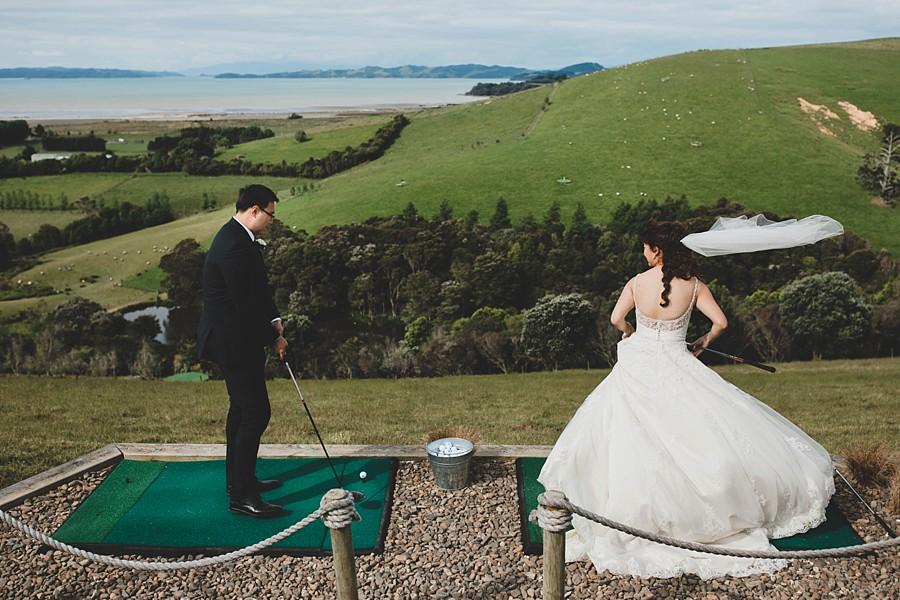 Kauri Bay Boomrock Wedding Photographer