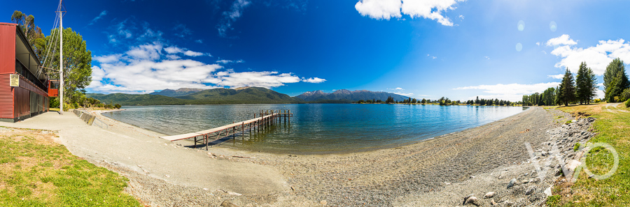 Lake Te Anau Panoramic