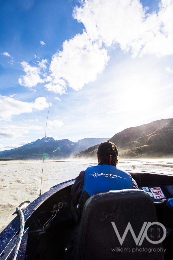 Dart River Jet Safari - Funyak