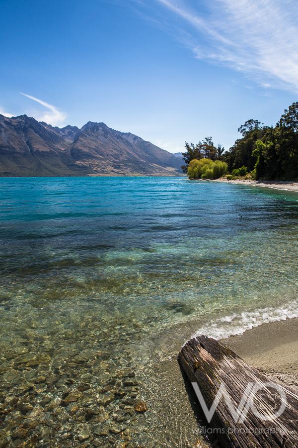 Lake Wakatipu Glenorchy