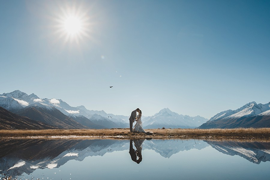 Mt Cook Wedding Photographer