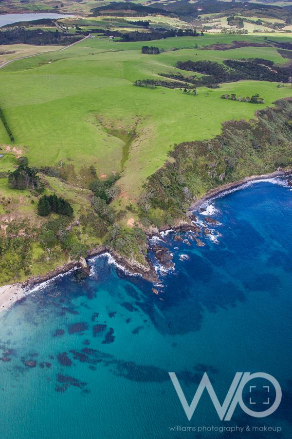 Purerua Coastline Bay of Islands