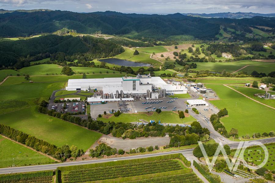 Fonterra aerial photo