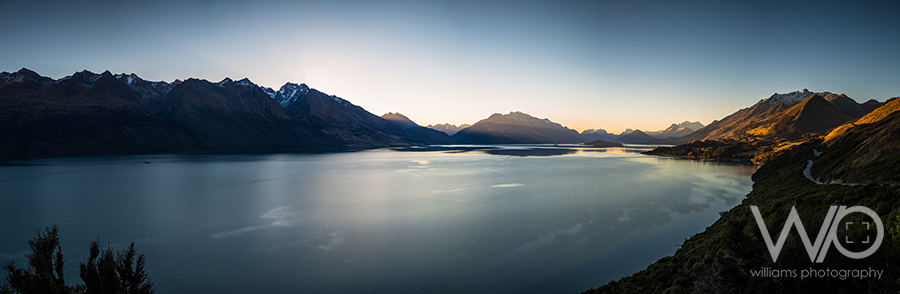 Glenorchy Sunset