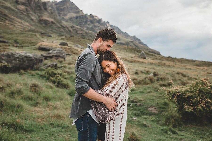Queenstown Engagement Photos