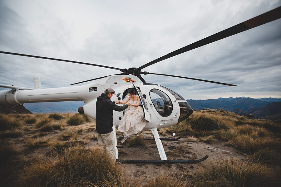 New Zealand Pre-Wedding Phtoographer