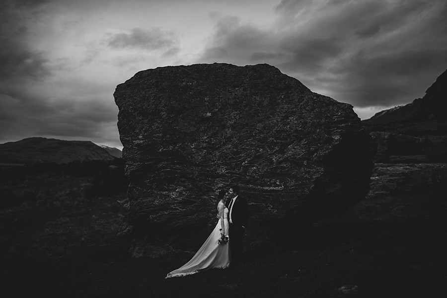 Queenstown Winter Wedding Photography