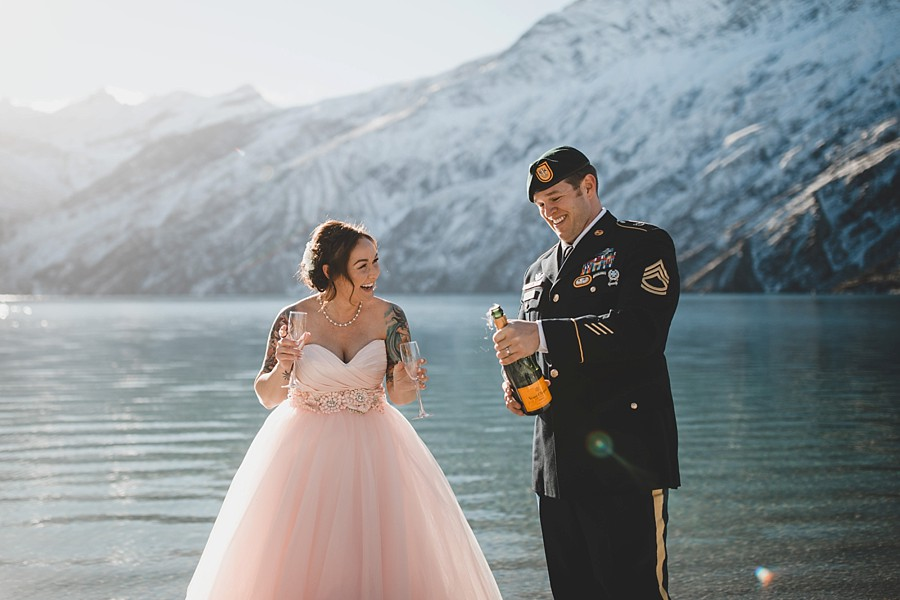 Queenstown Wedding Elopement Photographer