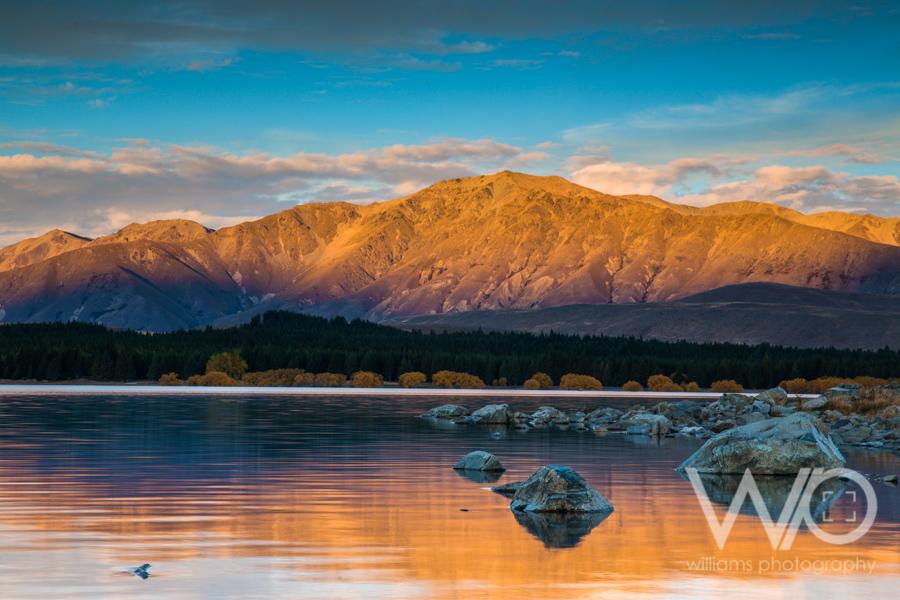 Lake Tekapo Sunset Photos