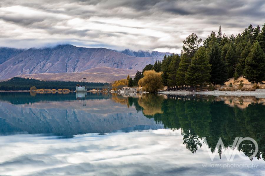 Lake Tekapo Morning